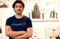 Єгипетський художник Юсрі розповість про сучасне мистецтво і революції