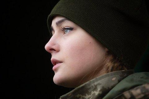 После начала войны на Донбассе количество женщин-военных в Украине выросло в 15 раз, - Минобороны