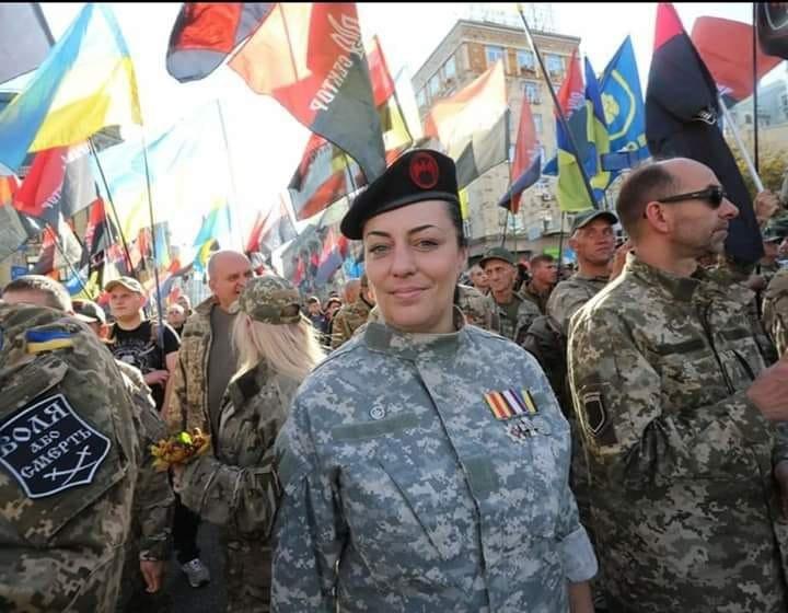 Інна Грищенко (Пума)