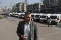 Кличко сообщил о 214 подтвержденных случаях коронавируса в Киеве