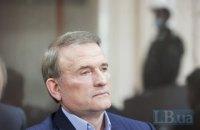 Данілов заявив, що санкції проти Медведчука діють у повному обсязі