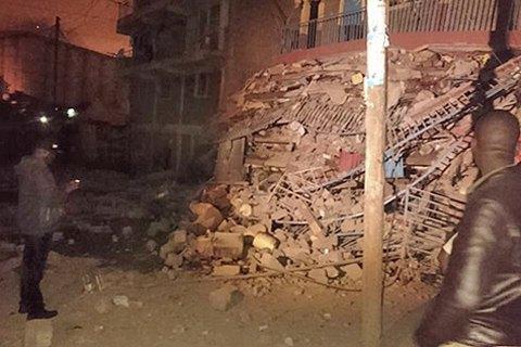 15 человек пропали без вести в итоге обрушения здания вКении