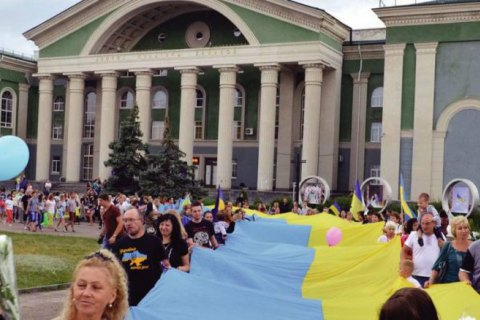 Порошенко об освобождении Попасной и Северодонецка: это был праздник, которого ждали
