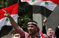 Сирія: повстанці вимагають створити безпольотну зону