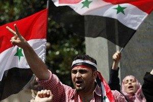 Сирийские повстанцы собираются контролировать химическое оружие
