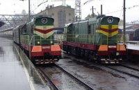 """Мининфраструктуры впервые допустило частную тягу на пути """"Укрзализныци"""""""