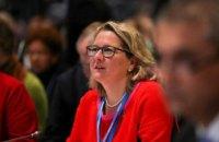 """Зупинка будівництва """"Північного потоку-2"""" може призвести до судових позовів, – німецька міністерка"""