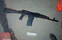 В Ивано-Франковске задержали пьяного мужчину, который ходил по городу с ружьем