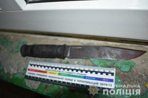 На Тернопільщині колишній військовослужбовець убив одного з шести нападників на його будинок