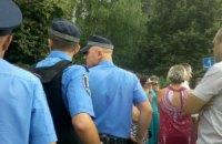 В Киеве толпа погналась за милиционером, который избил девушку (ОБНОВЛЯЕТСЯ)