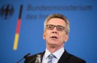 """МВС Німеччини закликало перевірити """"чесність і чистоту"""" референдуму в Туреччині"""