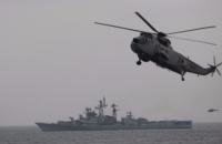 Вертолет из Индии упал в Аравийское море, есть погибшие