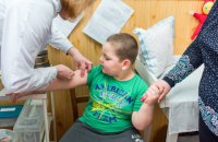 Кількість дітей без щеплень від кору в Києві за рік зменшилася майже вдвічі, - КМДА