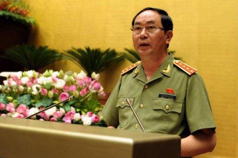 Президентом В'єтнаму обраний колишній голова спецслужб