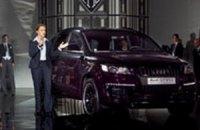В Москве представлен самый дорогой и эксклюзивный Audi Q7 в мире