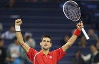 Джокович у Китаї вигриз титул у Маррея і порівнявся з Федерером