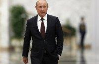 Путин возглавил рейтинг моральных авторитетов России