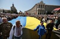 Во время торжеств ко Дню Независимости полиция получила сообщение о заминировании Майдана
