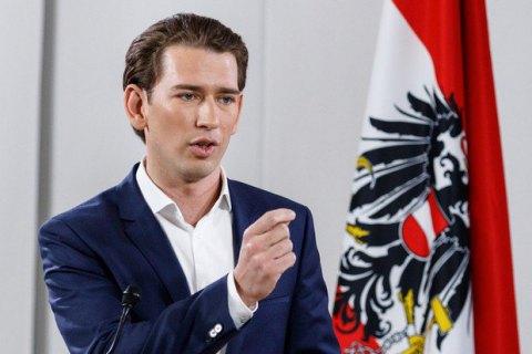 На выборах в Австрии лидируют консерваторы во главе с Себастьяном Курцем