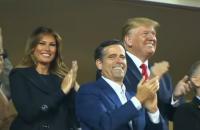 Трампа освистали на бейсбольному матчі у Вашингтоні