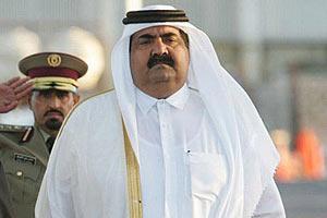 В Вышгород приедет правитель Катара