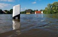 Во Францию пришло наводнение: из Лурда вывозят паломников