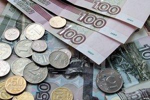 Російський рубль падає до багаторічних рекордів