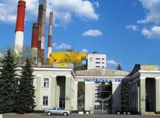 Зміївська ТЕС відновила роботу після двомісячного простою