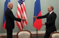 У США заявили про домовленість Байдена і Путіна про переговори щодо контролю над озброєннями