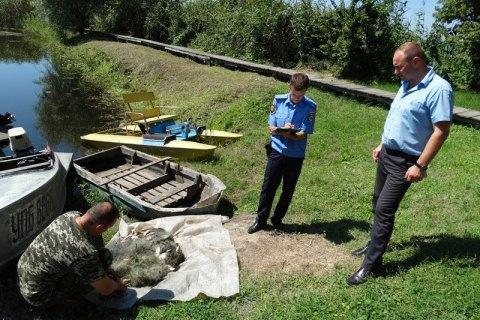 В Киеве создают рыбный патруль