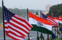 Индия намерена увеличить пошлины на 30 товаров из США