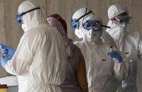 Україна випередила Китай за кількістю захворілих на коронавірус