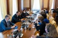 Єрмак проінформував послів країн G7 про ситуацію біля кордонів України