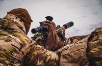На Київщині бійці Нацгвардії пройшли базовий курс підготовки снайперів