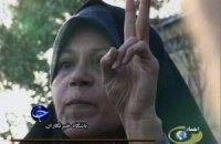 В Иране дочь экс-президента попала в тюрьму