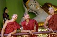 В Камбодже украдены мощи Будды