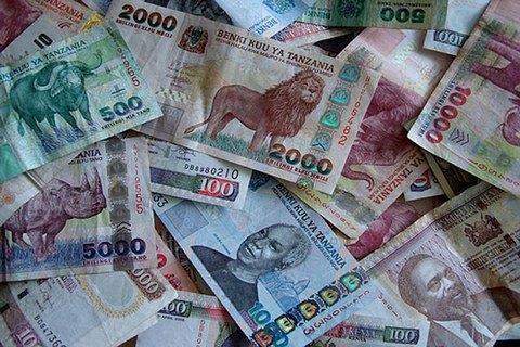 НБУ будет печатать танзанийские шиллинги