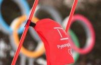 Сильный ветер не позволил организаторам провести соревнования горнолыжниц в гигантском слаломе