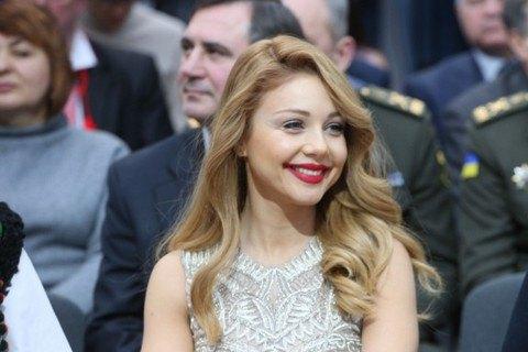 Гімн України на Ході Гідності виконає співачка Тіна Кароль
