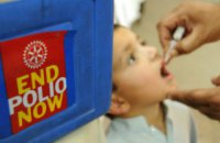 Канада выделила 100 млн на борьбу с полиомиелитом