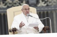 Папа Римский проведет мессу на площади Свободы в Таллинне