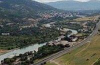 В Восточной Грузии бушует стихия