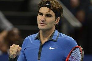 Федерер продрался в финал домашнего турнира