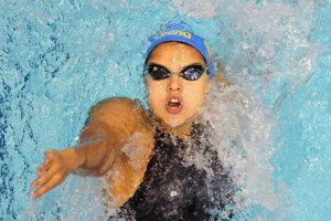 Плавання: Зевіна в Дубаї поступилася тільки феноменальній угорці