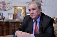 Умер бывший глава Верховного суда, первый министр юстиции Виталий Бойко