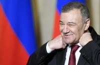 Компанія друга Путіна Ротенберга отримала контракт на обслуговування Керченського моста