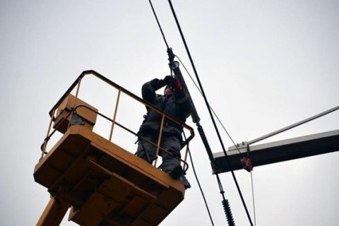 В Одеській області 11 населених пунктів залишаються без світла