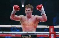 Поветкин стал первым номером WBC
