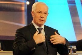 Азаров рассказал, на что снизились цены