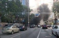 Охорона новобудови не пропустила пожежників для гасіння вогню